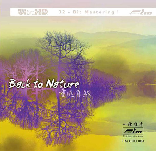 Back To Nature Limited Edition Ultra HD CD