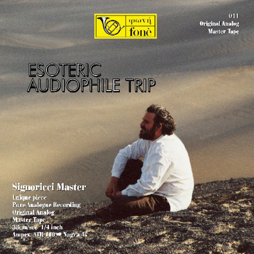 Fone Classic Analog Tape Sampler: Esoteric Audiophile Trip Master Quality Reel To Reel Tape