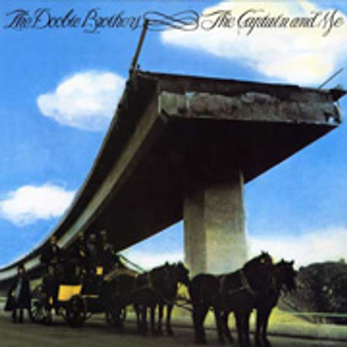 The Doobie Brothers The Captain And Me 180g LP