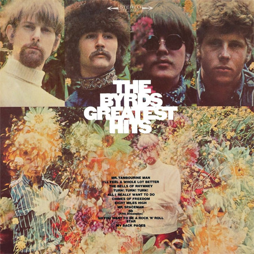 The Byrds The Byrds Greatest Hits 180g LP