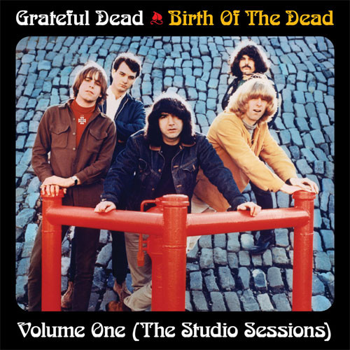 The Grateful Dead Birth Of The Dead: Volume One (The Studio Sessions) 180g 2LP