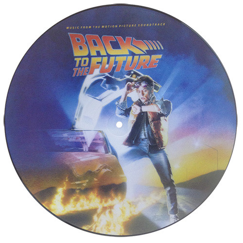 Back To the Future Soundtrack 180g LP (Picture Disc)