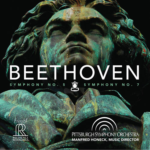 Beethoven Symphony Nos. 5 & 7 Hybrid Multi-Channel & Stereo SACD