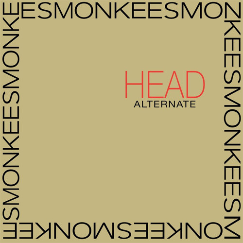 The Monkees Head Alternate 180g LP (Translucent Gold Vinyl)