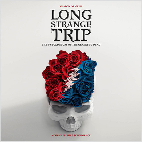 The Grateful Dead Long Strange Trip Highlights From the Motion Picture Soundtrack 2LP