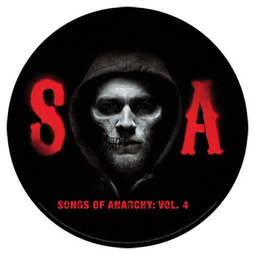 The Songs of Anarchy: Vol. 4 - Sons of Anarchy Season 7 Soundtrack 2LP (Picture Disc)