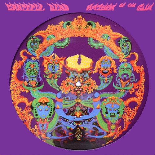 The Grateful Dead Anthem of The Sun 50th Anniversary LP (Picture Disc)