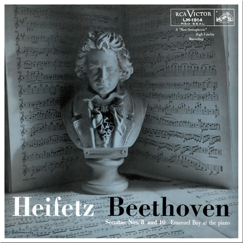Beethoven Sonatas Nos. 8 & 10 Numbered Limited Edition 180g LP (Mono)