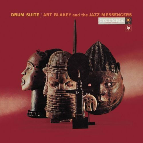 Art Blakey & The Jazz Messengers Drum Suite Numbered Limited Edition 180g LP (Mono)