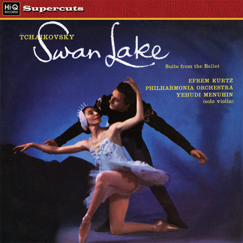 Tchaikovsky Swan Lake Suite From the Ballet 180g LP