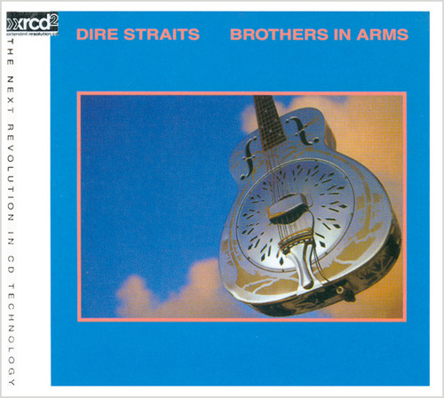 Dire Straits Brothers In Arms XRCD2