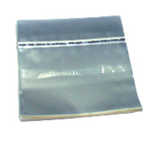 Japanese CD Top Sealing Resealable Outer Sleeves (100 Pack)
