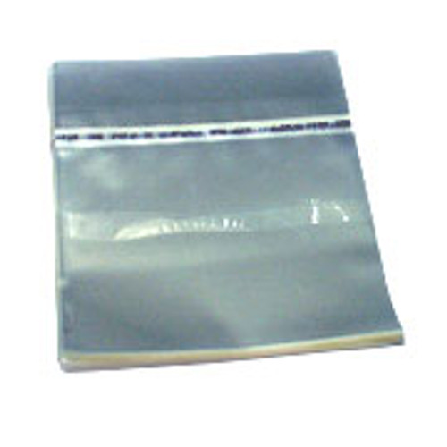 Japanese CD Side Sealing Resealable Outer Sleeves (100 Pack)