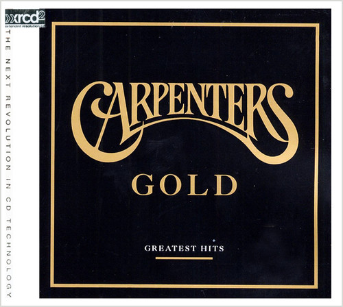 The Carpenters Gold Greatest Hits XRCD2