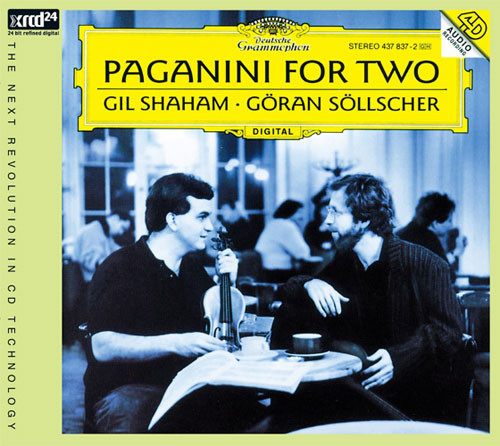 Paganini For Two XRCD24