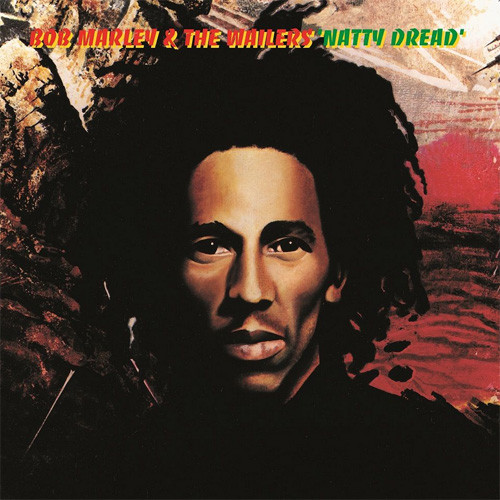 Bob Marley & The Wailers Natty Dread 180g LP