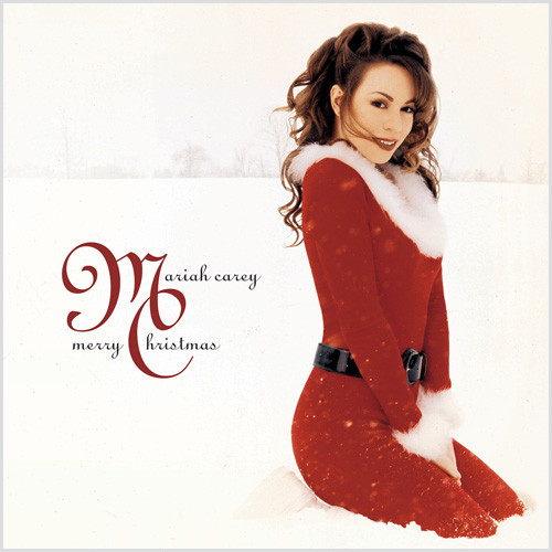 Mariah Carey Merry Christmas Deluxe Anniversary Edition 180g LP (Red Vinyl)