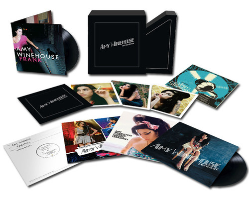 Amy Winehouse The Collection Numbered Limited Edition 180g 8LP Box Set