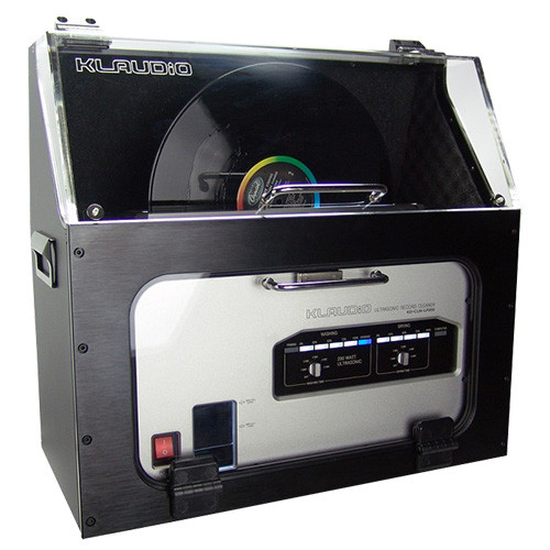 Klaudio Silencer Acoustic Dampening Case for KD-CLN-LP200 Ultrasonic Record Cleaner