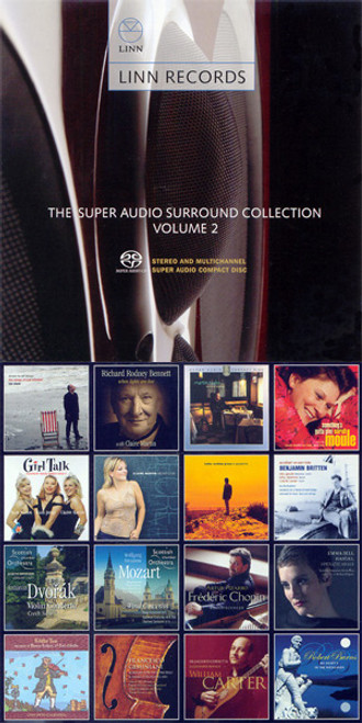 The Super Audio Surround Collection Volume 2 Hybrid Multi-Channel & Stereo SACD