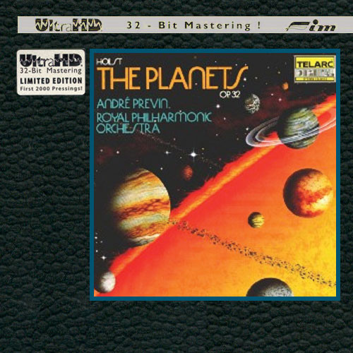 Holst The Planets Limited Edition Ultra HD CD