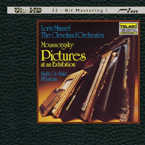 Moussorgsky Pictures At An Exhibition Ultra HD CD
