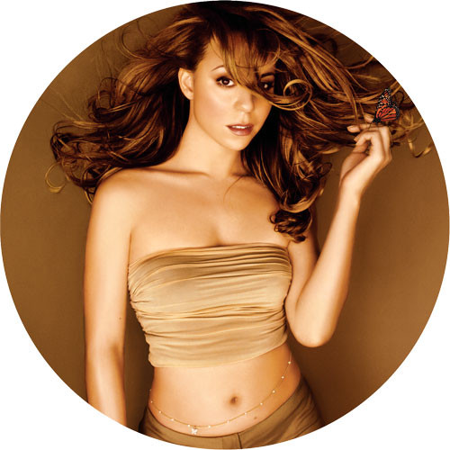 Mariah Carey Butterfly LP (Picture Disc)