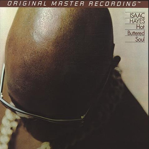 Isaac Hayes Hot Buttered Soul 180 LP