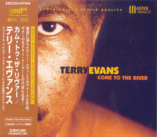 Terry Evans Come To The River XRCD24