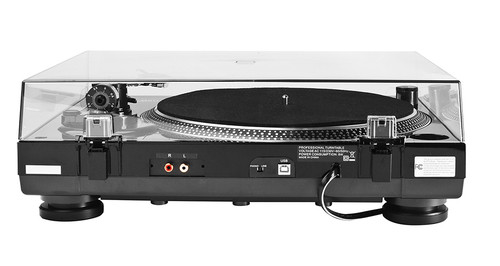 Music Hall USB-1 Turntable with Audio Technica AT3600L MM Cartridge