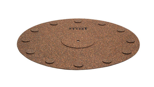 Music Hall Decoupling Turntable Platter Cork Mat