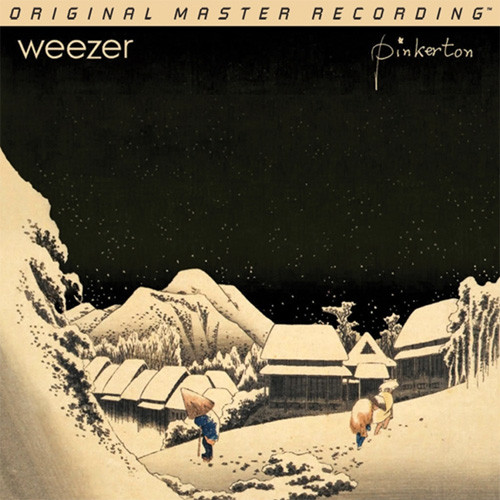 Weezer Pinkerton Numbered Limited Edition 180g LP