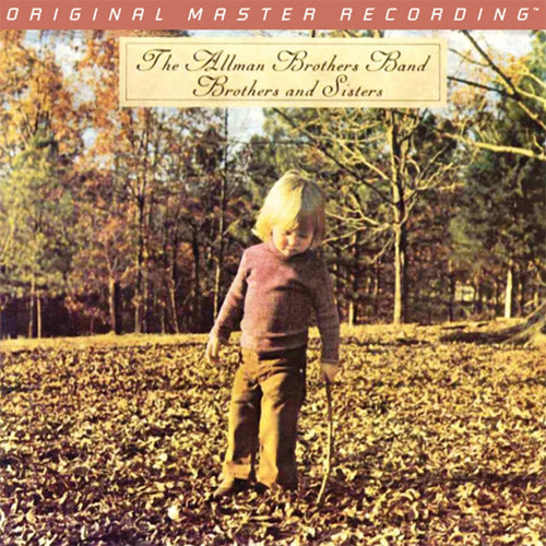 The Allman Brothers Band Brothers And Sisters Numbered Limited Edition 180g LP