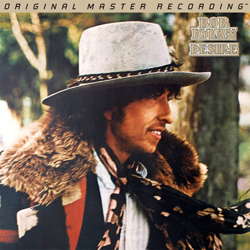 Bob Dylan Desire Numbered Limited Edition 45rpm 180g 2LP