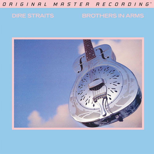 Dire Straits Brothers In Arms Numbered Limited Edition 180g 45rpm 2LP