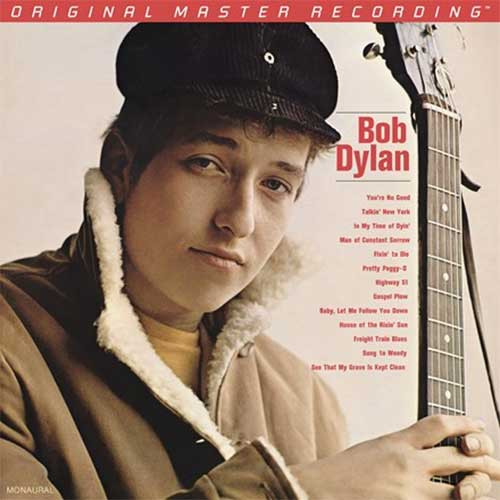 Bob Dylan Bob Dylan Numbered Limited Edition 45rpm 180g Mono 2LP