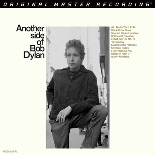 Bob Dylan Another Side Of Bob Dylan Numbered Limited Edition 45rpm 180g Mono 2LP