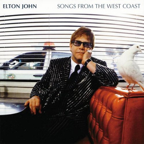 Elton John Songs From the West Coast 180g 2LP