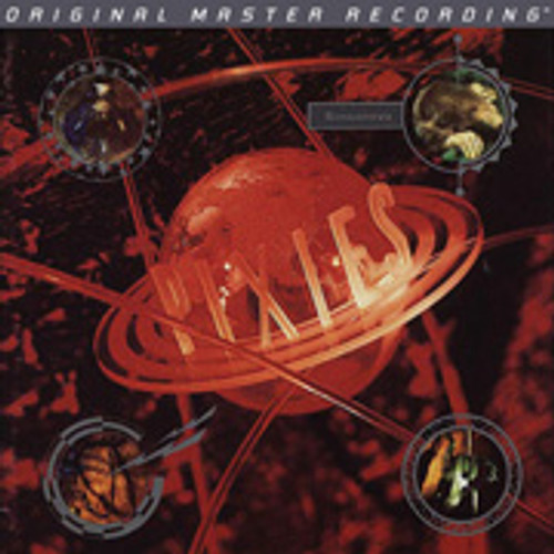 The Pixies Bossanova Numbered Limited Edition Hybrid Stereo SACD