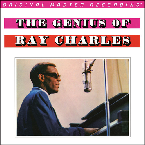 Ray Charles The Genius Of Ray Charles Numbered Limited Edition Hybrid Mono SACD