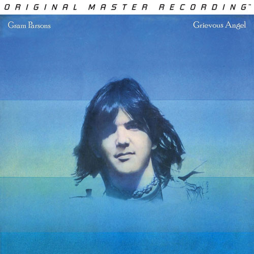 Gram Parsons Grievous Angel Numbered Limited Edition Hybrid Stereo SACD