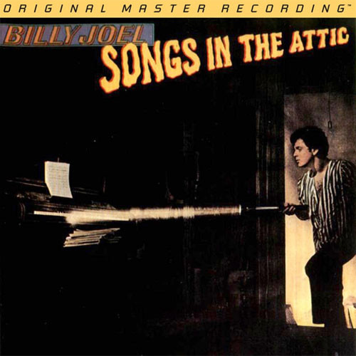 Billy Joel Songs In The Attic Numbered Limited Edition Hybrid Stereo SACD