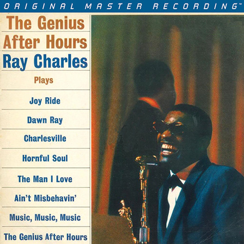Ray Charles The Genius After Hours Numbered Limited Edition Hybrid Mono SACD