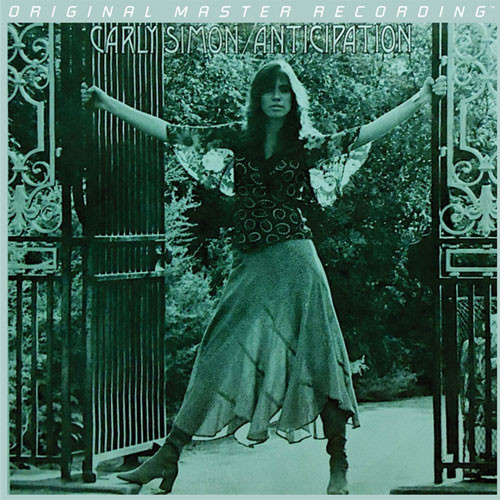 Carly Simon Anticipation Numbered Limited Edition Hybrid Stereo SACD