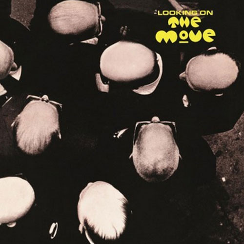 The Move Looking On 180g Import LP