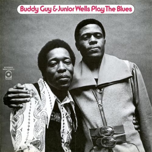 Buddy Guy & Junior Wells Play The Blues 180g Import LP