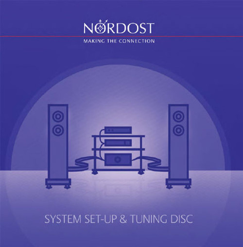 Nordost System Set-Up & Tuning Disc CD