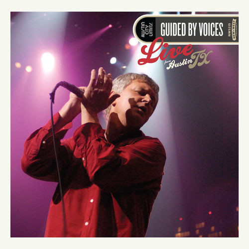 Guided By Voices Live From Austin, TX 180g 2LP