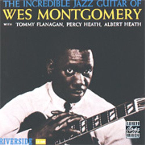 Wes Montgomery The Incredible Jazz Guitar of Wes Montgomery LP