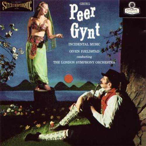 Grieg Peer Gynt Numbered Limited Edition 180g 45rpm 2LP